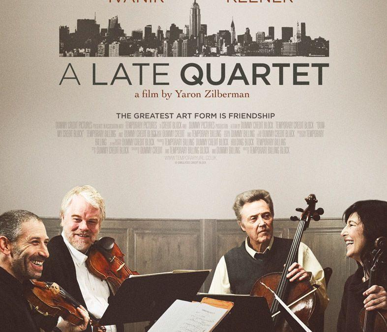 Episode 50: We Review A Late Quartet